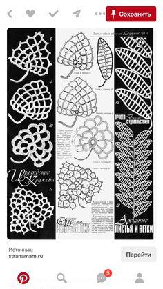79 Beste Afbeeldingen Van Iers Haken Patronen Irish Crochet