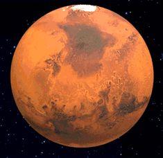 planet mars animated gif pic image