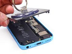 沒有太大驚喜,多彩塑膠版的 Apple iPhone 5C 拆解完成