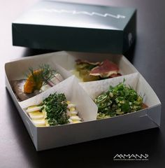 Very Danish and very beautiful presented take away lunch from Aamanns. Yum