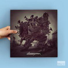 »Steampunx« ist eine verrückte Kombination aus Abroo, pawcut & Headtrick. Alles geschieht mit einer Packung Wortwitz, Mittelfinger-Attitude und Selbstironie auf die treibenden und atmosphärischen Beats von Producer pawcut.