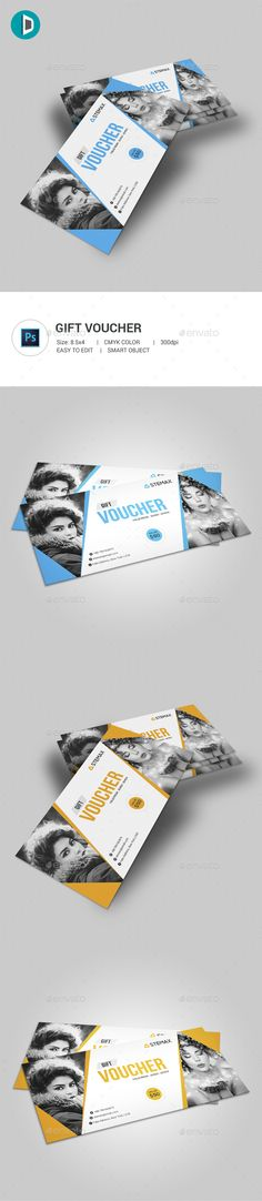 Gift Voucher - Loyalty Cards Cards & Invites Download here: https://graphicriver.net/item/gift-voucher/19606592?ref=classicdesignp