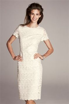 """Buy Lace Dress from the Next UK online shop Night before """"the big moment"""" pre-celebration party dress. White Ruffle Dress, White Dress Summer, Lace Dress, White Lace, Next Dresses, Women's Dresses, Dresses Online, Summer Dresses For Women, Women's Summer Fashion"""