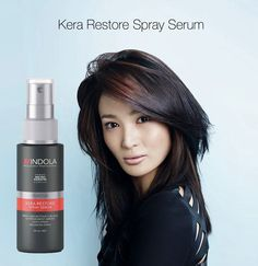 Have you tried our Kera Restore Spray Serum yet?