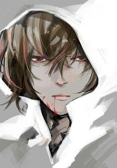Nishio nishiki Tokyo ghoul :re///Can't believe that this guy used to be a jerk Kaneki, Tokyo Ghoul, Manga Art, Manga Anime, Anime Art, Sad Anime, Persona Anime, Ayato Kirishima, Fanart