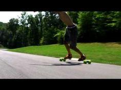 Dervish street Longboarding - this is bliss! #longboard #skateboard