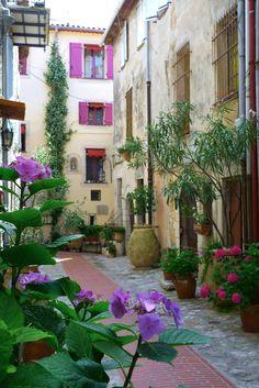 La Turbie, Alpes-Maritimes, Provence