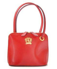 Borse-donna-in-pelle-borsa-a-mano-e-tracolla-borsetta-artigianale-Pratesi Small leather handbag, made in Italy