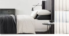 Bed Linen Collections | Restoration Hardware