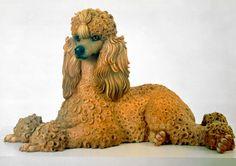 Jeff Koons: Pudel, 1991