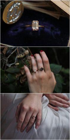 Engagement & Wedding Rings http://link.ssg.bg/2hzAsGD #Бижута Пръстен Pinterest