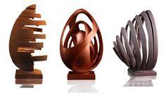 A coleção desse ano de outro chocolatier catalão, Oriol Balaguer.