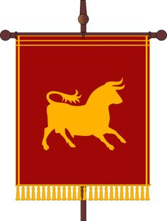 File:Caesar'sLegionVexillum.svg