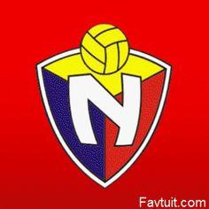#ElNacional #gif #FútbolEcuador #Ecuador #Escudos #LogosClubes