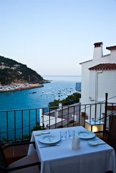 Restaurant Casamar - Llafranc, Costa Brava (Espagne)