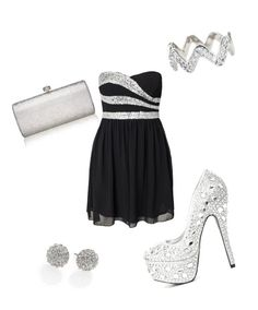 Untitled #16 by merveguengoer on Polyvore featuring Oneness, Charlotte Russe, ADORNIA and Kate Spade
