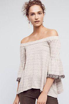 Filipa Off-The-Shoulder Top Boho Fashion, Autumn Fashion, Fashion Outfits, Fashion Ideas, Off The Shoulder, Shoulder Tops, Cold Shoulder, Dress Me Up, Dress To Impress