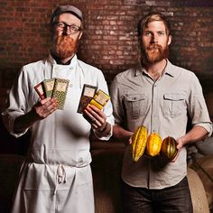 No need for fancy cookies this holiday; we'll be making chocolatey treats  from the Mast Brothers. Read more!