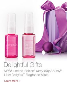 #MaryKay #MakeUp #Holiday #Gifts
