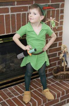 Pan Costume Legs
