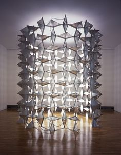 Inverted Shadow Tower by Olafur Eliasson
