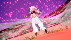 LIMA VAGA: Androide 21 se une a Dragon Ball FighterZ