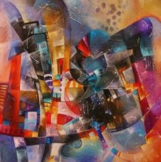 Abstract Paintings converted into Pastel Paintings by Ivaratham.Price $7. http://ivaratham.blogspot.in/2015_01_01_archive.html