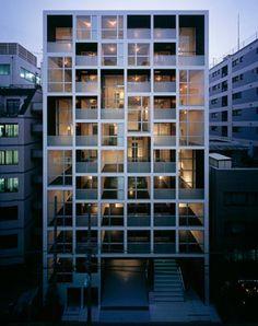 STYIM Apartments aat+Makoto Yokomizo Architects , Hase Architects