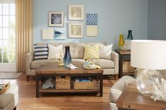 Check out all of the beautiful new allen + roth home decor!