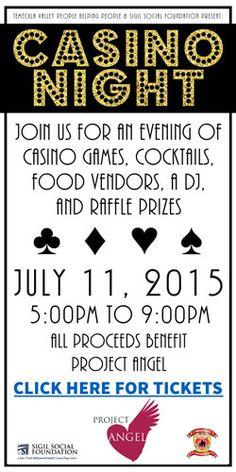 Casino fundraiser ideas rio casino las vegas address