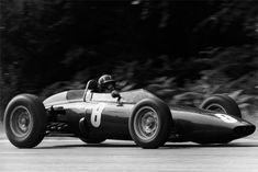 Hill-G 1962 France - BRM P57 -