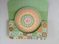Flip-it using Stampin Up Quintessential (I love this) stamp