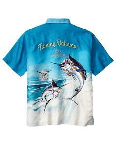 Tommy Bahama Mlb St Louis Cardinals Camp Shirt