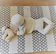 Baby Outfit, wollweiß, natur, Wollschaf