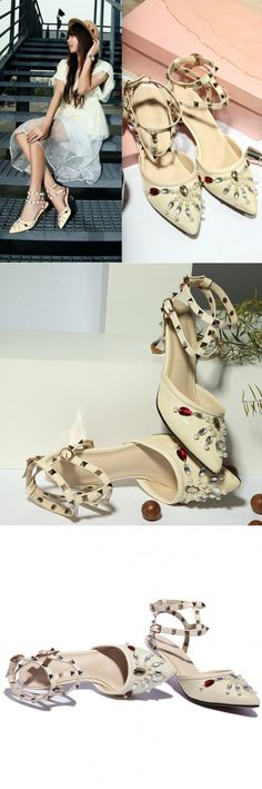 """Fuchsia Flip Flops Woman Vacation Stilettos Sandals Close Toed Ankle Girly """"Diverse Gladiator Sandals, Low Cost Upright Gladiator Shoe"""" Cutest Sheepskin Pointed Toe Rubber Soled Alligator Crystal Shoe Stilettos Formal High Heel Little Girls Mini Adults Ankle Flip Flops Massaging Red Bottom."""