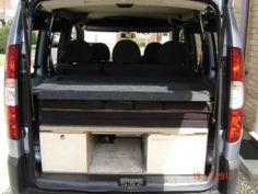FIAT DOBLO ACTIVE  1.4 petrol   56 plate   MPV 5 seater   MICRO CAMPER Norwich Picture 7