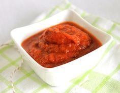 Recipe for sugar free tomato sauce. Get the full recipe here: http://www.livelovenourish.com.au/recipes-listing/sugar-free-tomato-sauce?category=/recipes-categories/basics #paleorecipes #glutenfreerecipes #sugarfreerecipes