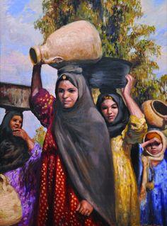 الفنان فريد فاضل