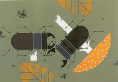 Charley Harper and his Awesome Art