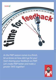 PMP - Feedback