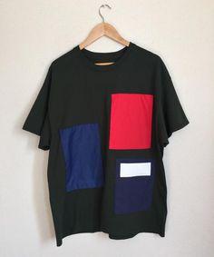 [T-7] PATCH WORK T-SHIRTS(Tシャツ・カットソー)|no brandのファッション通販 - ZOZOフリマ