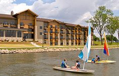 Storm Lake Lodging Accommodations | King's Pointe Waterpark Resort | Storm Lake, Iowa