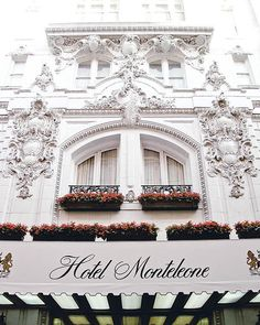 New Orleans Hotel Monteleone French Quarter