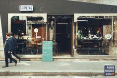 Bowling : un bar à vin italien chaleureux et vintage