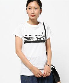 【ZOZOTOWN|送料無料】ESTNATION(エストネーション)のTシャツ/カットソー「A FINE LINE Tシャツ」(52-158-13-071107)をセール価格で購入できます。