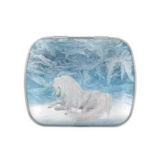 Browse a variety of Unicorn candy tins or design your own. Choose your favorite flavors of Jelly Belly jelly beans or mints to fill your candy tin! Fantasy Gifts, Jelly Belly, Faeries, Design Your Own, Mystic, Pixie, Tin, Unicorn, Creatures