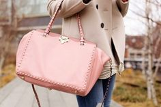 Valentino RockStud Bag: Inside Out - Eluxe Magazine
