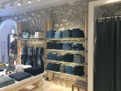 Replay jeans at My Hydra boutique Greece
