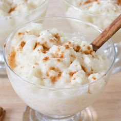 This Greek recipe pudding recipe will have everyone asking for seconds. Made using Arborio rice, it's thick and sweet, served cold, and a staple in Greek desserts.