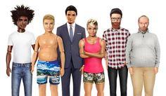 Fashion site gives Ken 'dad bod' makeover after Curvy Barbie - NY ...